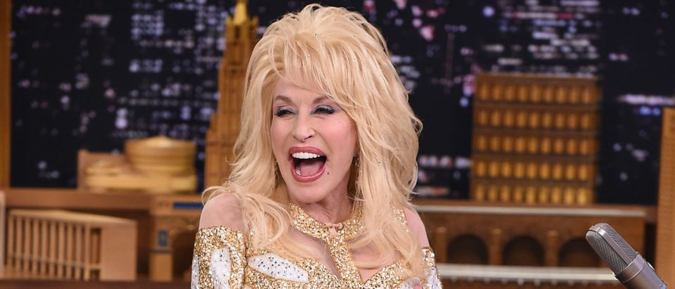 """Dolly Parton Visits """"The Tonight Show Starring Jimmy Fallon"""""""