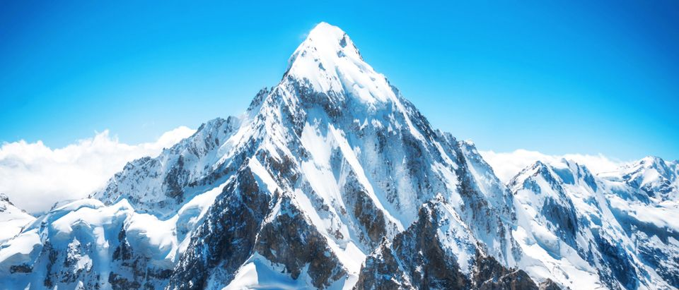 Everest by Vixit. Shutterstock.