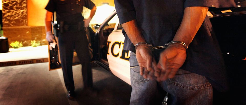Tucson Police Work In The City's Predominately Hispanic South Side