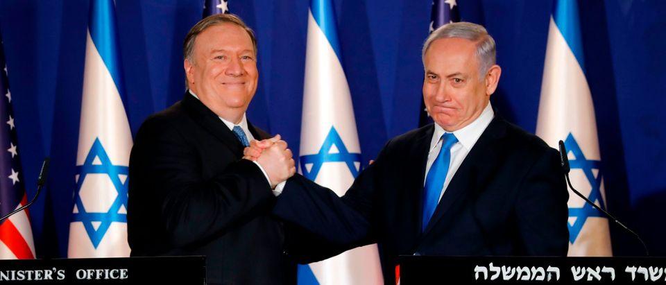 ISRAEL-US-POLITICS-DIPLOMACY