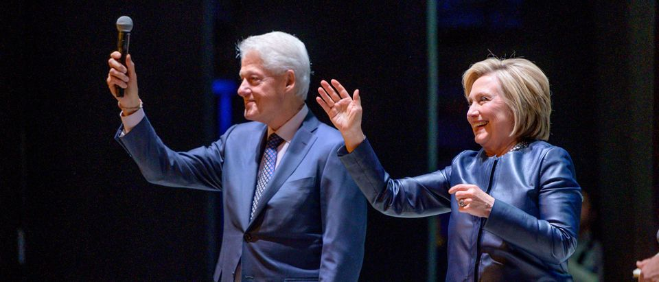 An Evening With The Clintons