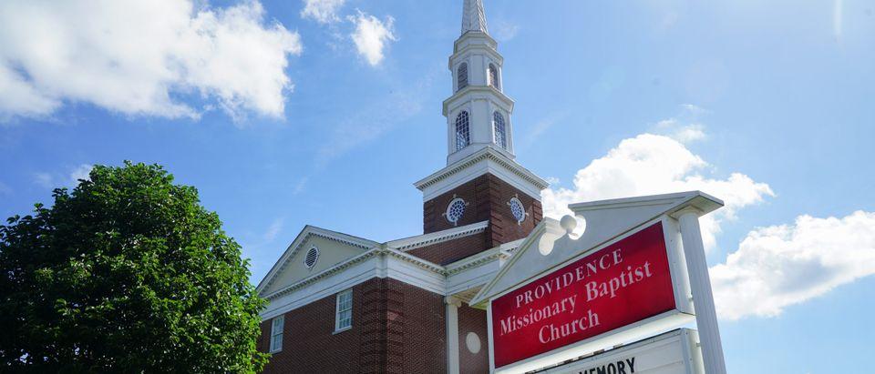 Private Funeral Held For Civil Rights Icon Rev. C.T. Vivian In Atlanta