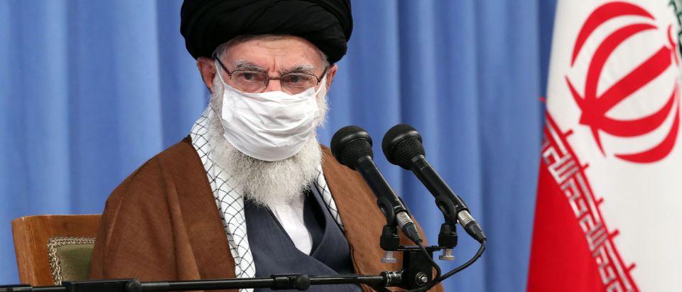 IRAN-POLITICS-HEALTH-VIRUS
