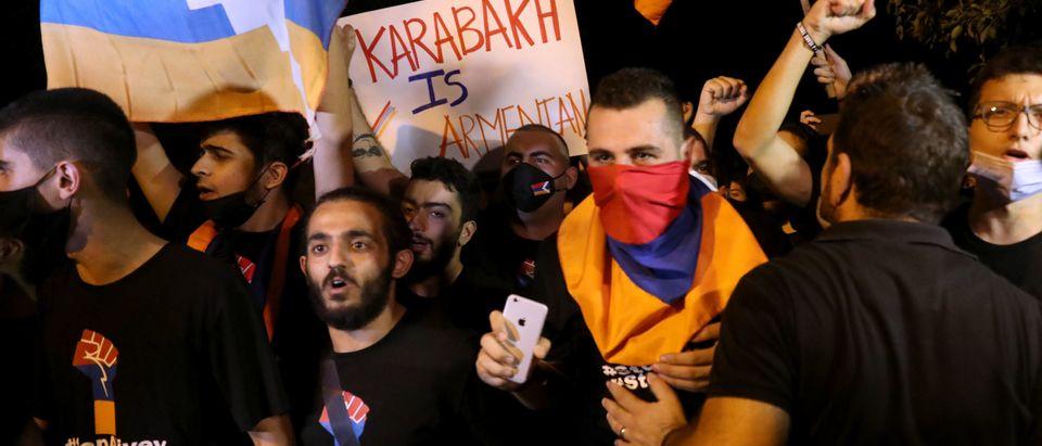 Armenia Surrenders In Nagorno-Karabakh