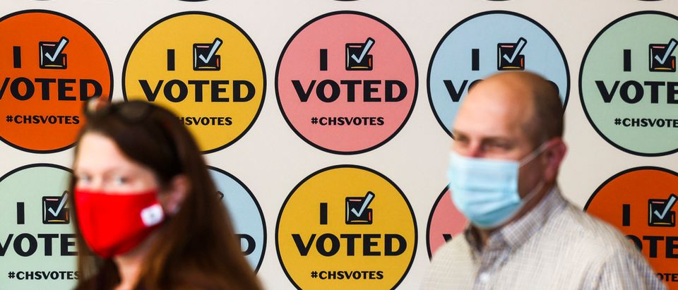 Record Number Of South Carolina Residents Take Advantage Of Early Voting