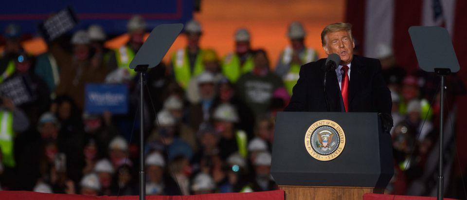 President Donald Trump Holds Rally In Butler, Pennsylvania