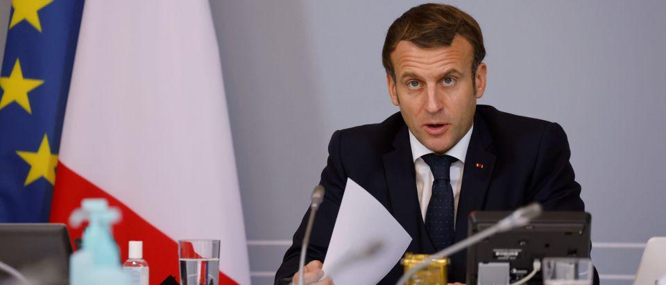 FRANCE-GOVERNMENT-POLITICS-SPORT-HEALTH-VIRUS