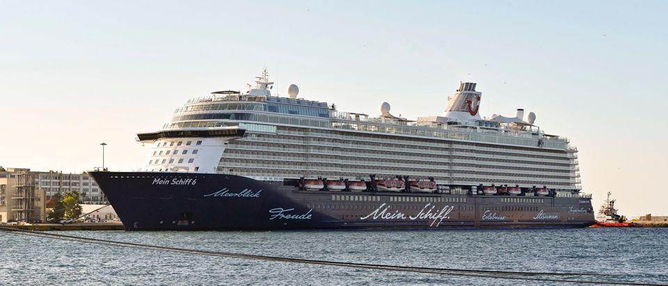 Coronavirus Outbreak Docks Greece's Cruiseship Comeback