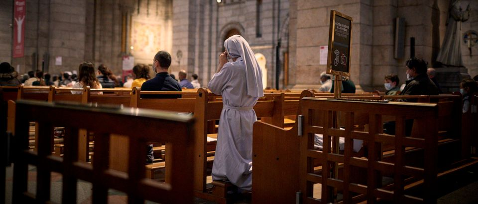 France Celebrates All Saints Day Whilst On Highest Terror Alert