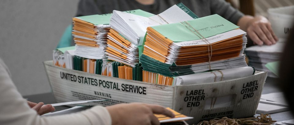 Michigan Begins Processing Absentee Ballots One Day Ahead Of Election