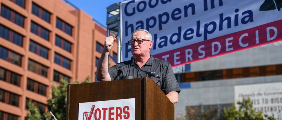Count Every Vote Rally In Philadelphia