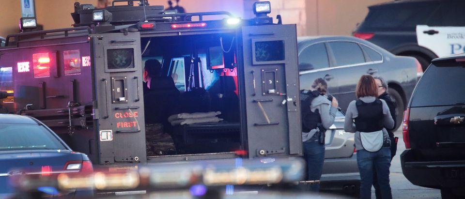 Multiple People Shot At Milwaukee Area Mall