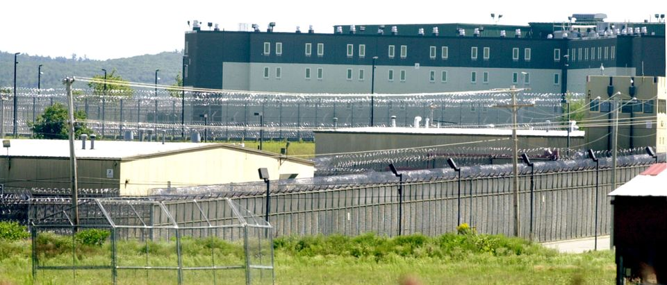 Shirley Prison Exterior
