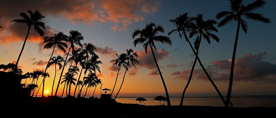 Hawaiian GetawayMike Ehrmann/ Getty Images