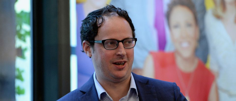 Statistician, Author and Founder of FiveThirtyEight Nate Silver speaks onstage at the ABC Leadership Breakfast panel during Advertising Week 2015 AWXII at the Bryant Park Grill on September 28, 2015 in New York City. (Photo by Slaven Vlasic/Getty Images for AWXII)