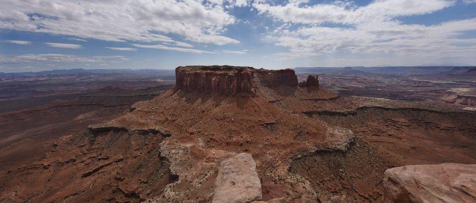 US-TOURISM-NATURE-PARK-MOAB