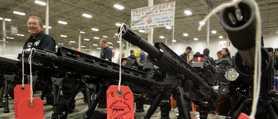 Major Gun Show Held In Virginia
