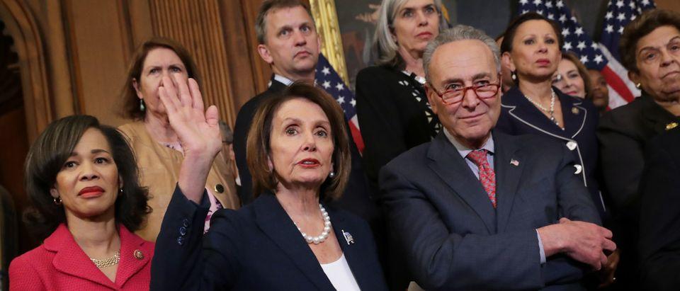 Senate And House Democrats