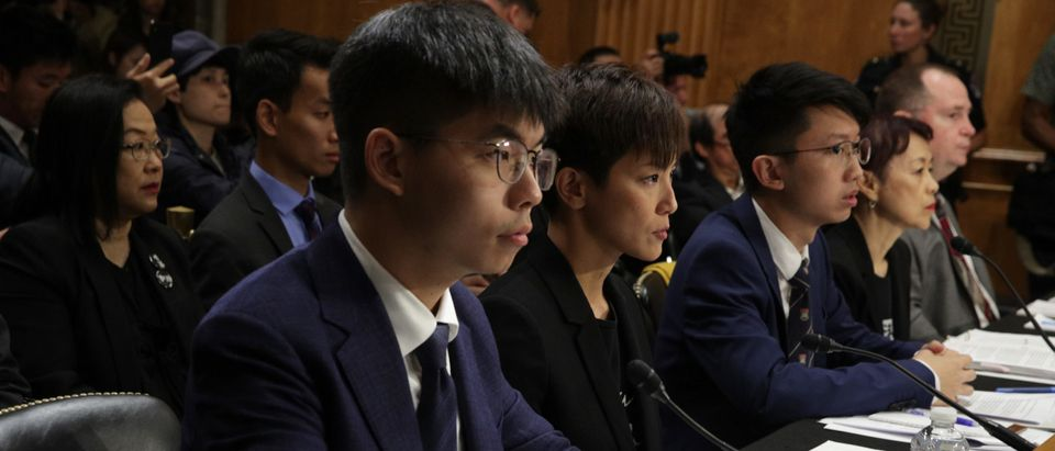 Congressional-Executive Commission On China Holds Hearing On Hong Kong's Summer Of Discontent