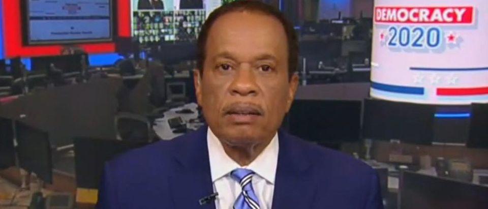 Juan Williams discusses lack of blue wave (Fox News screengrab)