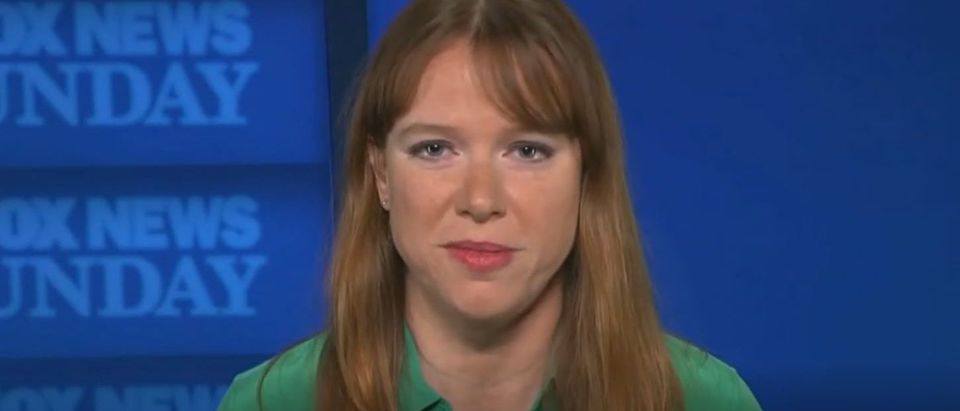 Kate Bedingfield says Biden unconcerned about legal challenges (Fox screengrab)
