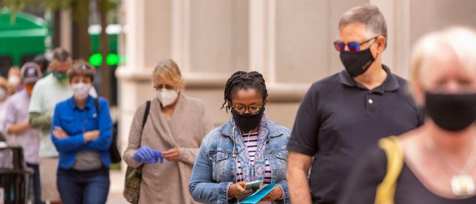 Man Arrested For Violence At Polls Shutterstock