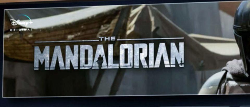The Mandalorian (Credit: Shutterstock/Ivan Marc)