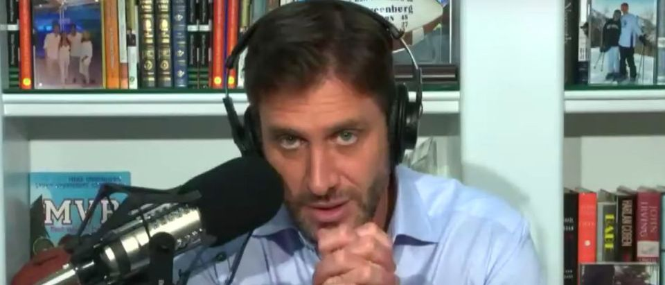 Mike Greenberg (Credit: Screenshot/YouTube https://youtu.be/PvQ1IYwpV98)