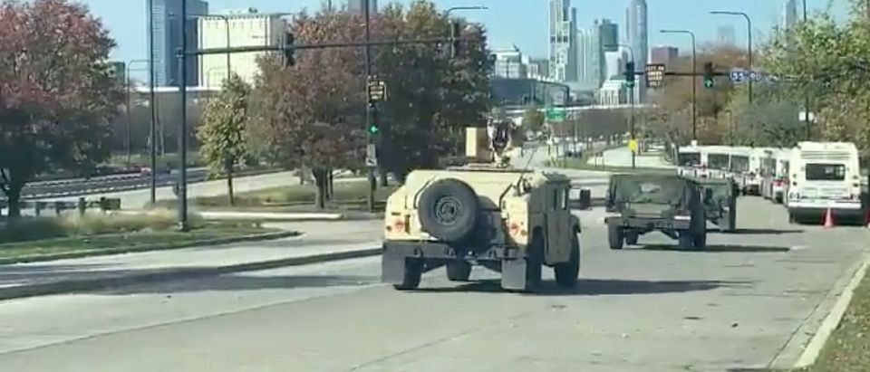National Guard Chicago