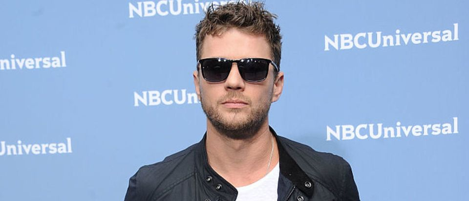NEW YORK, NY - MAY 16: Ryan Phillippe attends the NBCUniversal 2016 Upfront Presentation on May 16, 2016 in New York City. (Photo by Brad Barket/Getty Images)