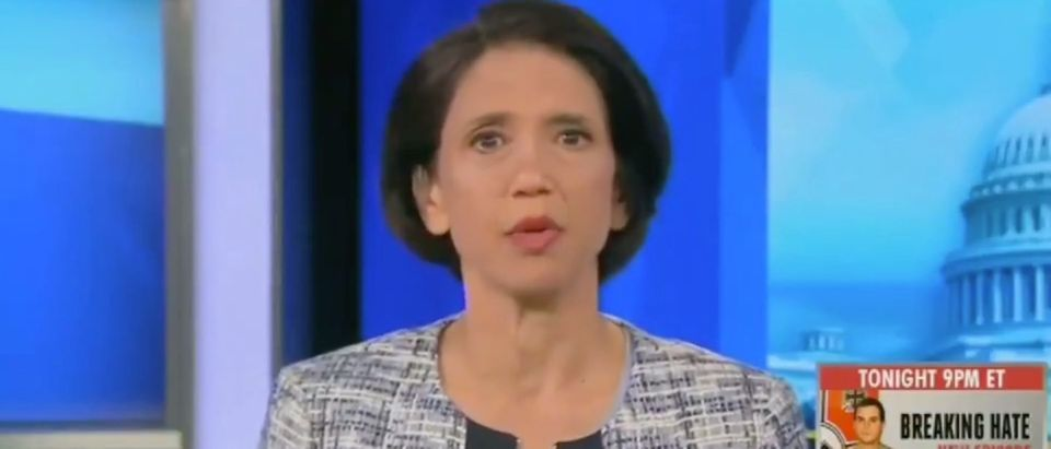"Jennifer Rubin appears on ""AM Joy."" Screenshot/MSNBC"