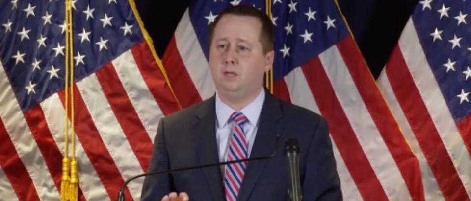 Matt Morgan (screenshot, Rightside Broadcasting)