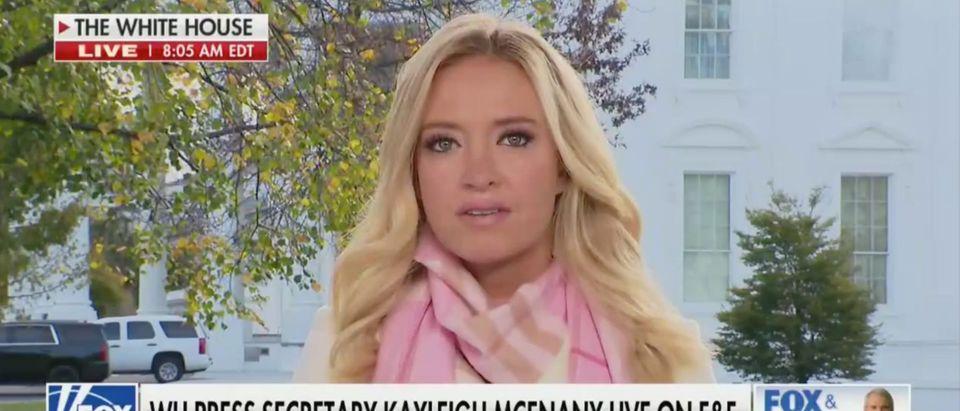 Kayleigh McEnany (Fox News)