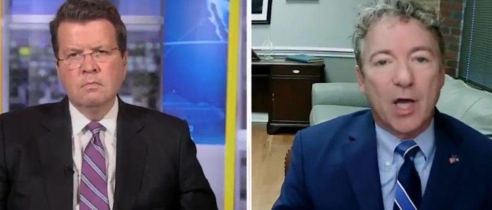 Screen Shot_Twitter_Rand Paul_Neil Cavuto_Fox News_Video