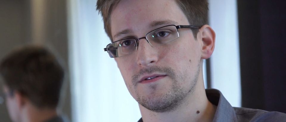 Edward Snowden Speaks To The Guardian