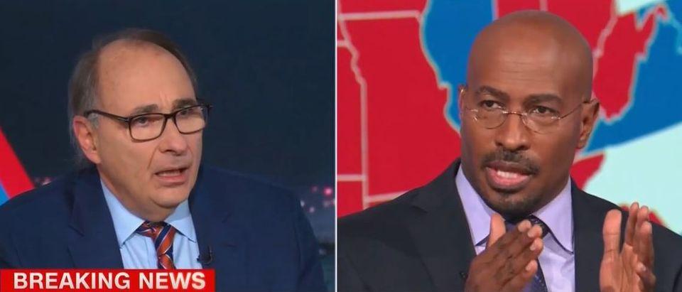 Van Jones, David Axelrod suggest Trump is a racist (CNN screengrab)