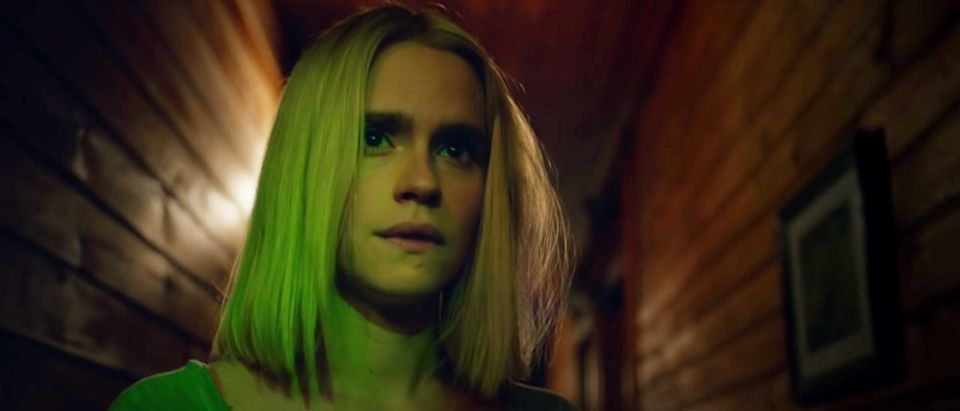 Watch The Trailer For The New Horror Movie 'What Lies Below' | The Daily  Caller
