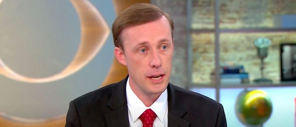 Jake Sullivan (Youtube screen capture/CBS This Morning)
