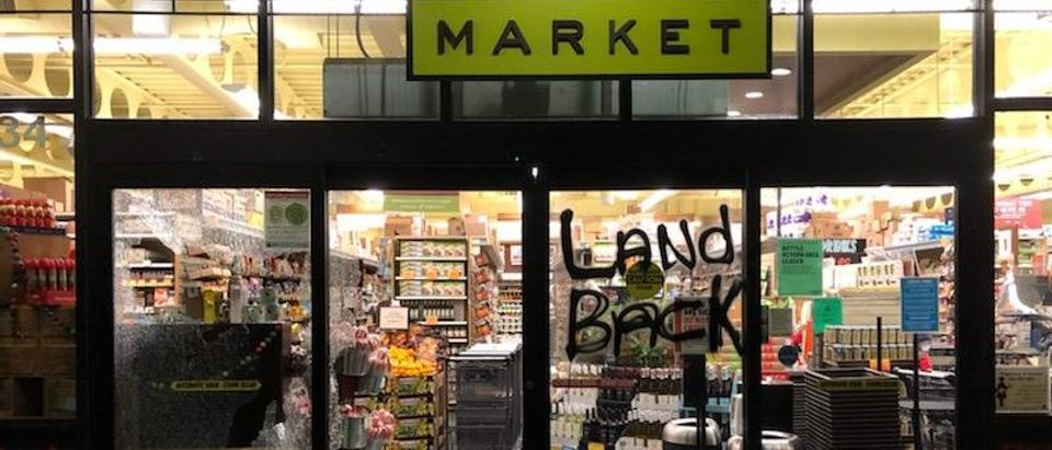 Portland vandalism/PPB