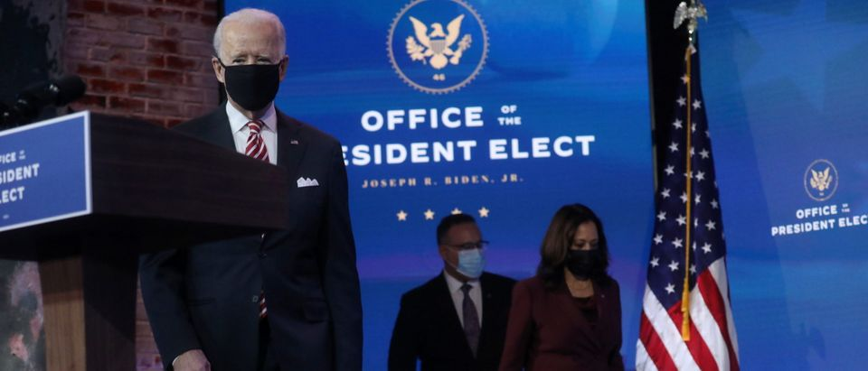 U.S. President-elect Joe Biden announces his nominee for secretary of education