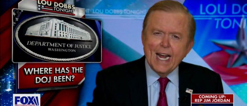 Fox Business Network Lou Dobbs