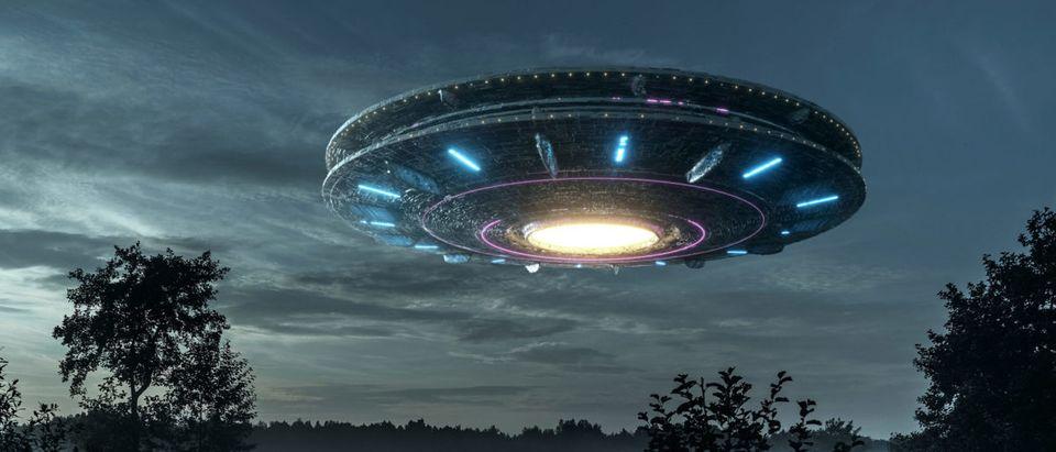 Aliens (Credit: Shutterstock/Marko Aliaksandr)