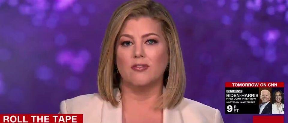 Brianna Keilar rips Democrats for COVID hypocrisy (CNN screengrab)