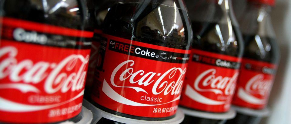 Coca-Cola Post 19 Percent Earnings Increase On Strong International Sa