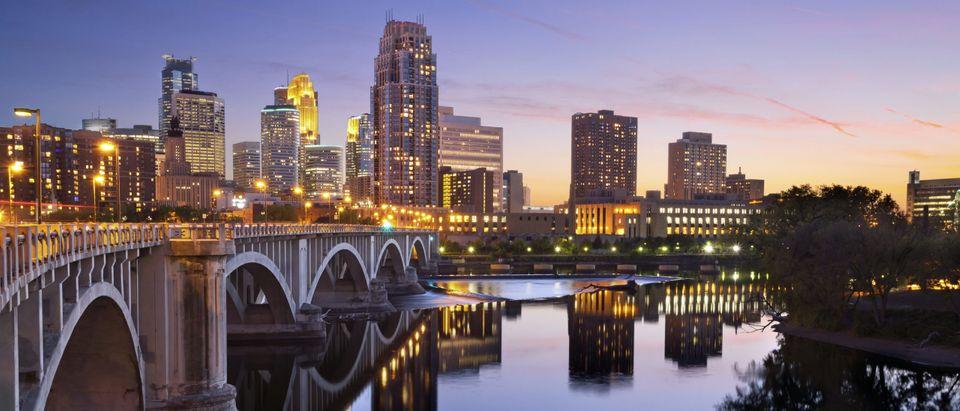 Downtown Minneapolis. By Rudy Balasko. Shutterstock.