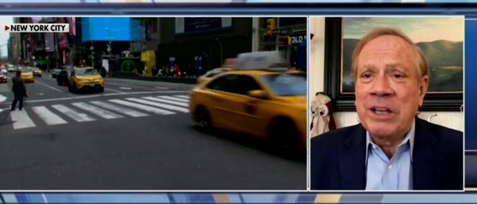 George Pataki says New York 'horribly misgoverned' (Fox Business screengrab)