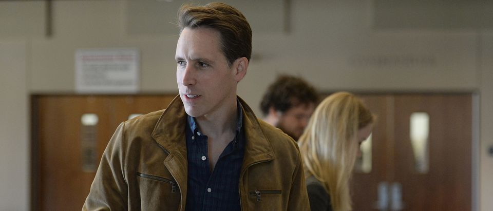 Missouri GOP Senate Candidate Josh Hawley Casts His Vote On Election Day