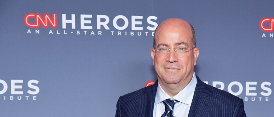 President of CNN Jeff Zucker attends the 12th Annual CNN Heroes: An All-Star Tribute at American Museum of Natural History on December 9, 2018 in New York City. (Michael Loccisano/Getty Images for CNN )