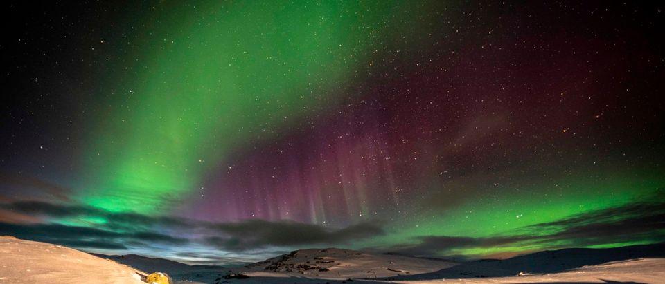 TOPSHOT-NORWAY-NATURE