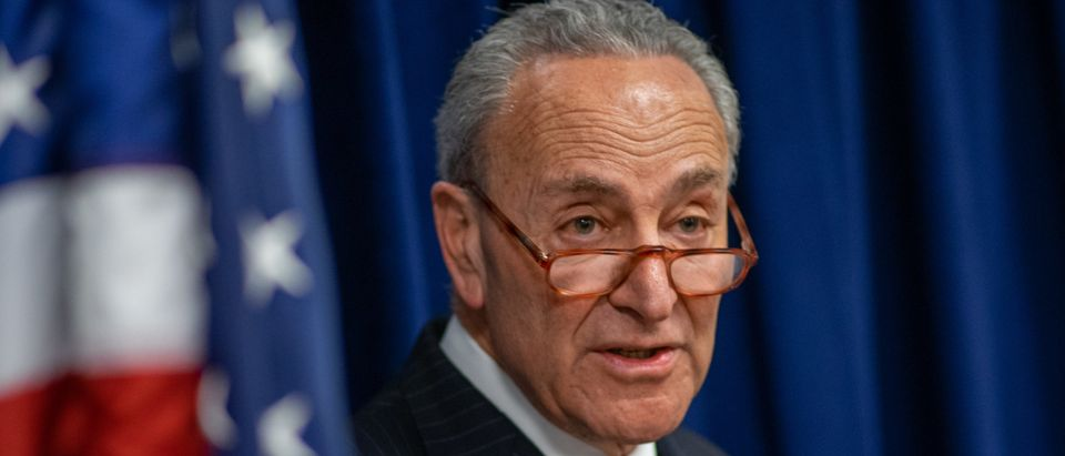 Senator Schumer Holds Press Conference To Discuss Documents And Witnesses Needed To Ensure A Fair Senate Impeachment Trial